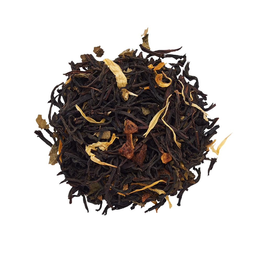 Himla Gott, Ekologiskt svart te