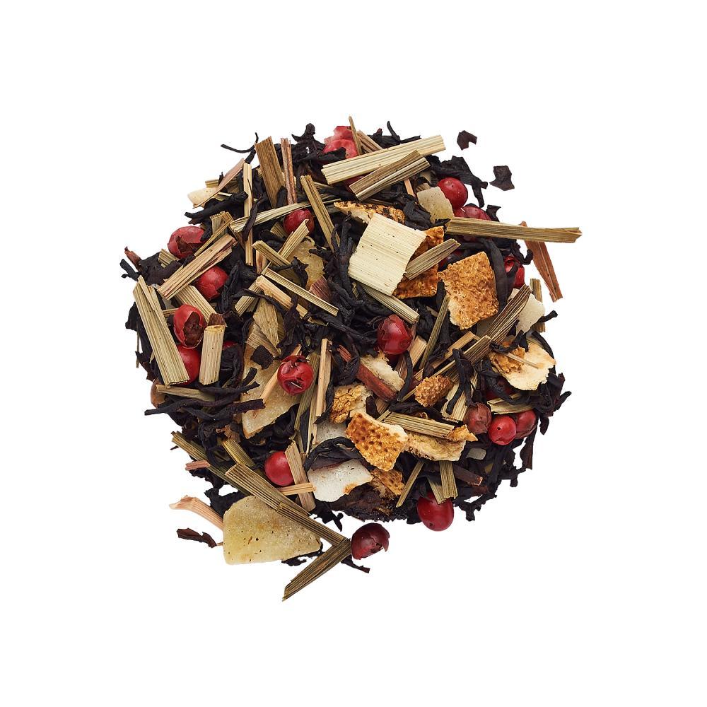 Pigg och rask, Ekologiskt Svart te