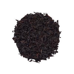 Vanilj, svart te