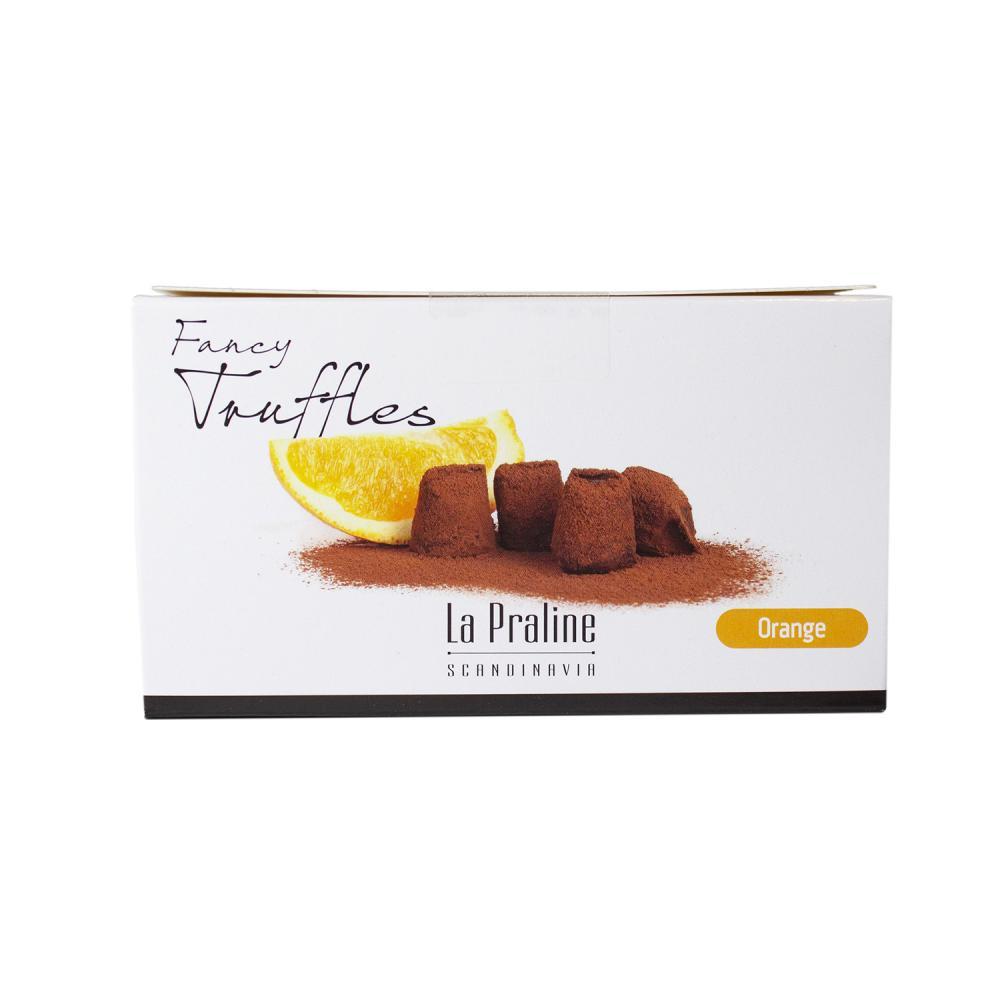Tryfflar,  Apelsin Choklad