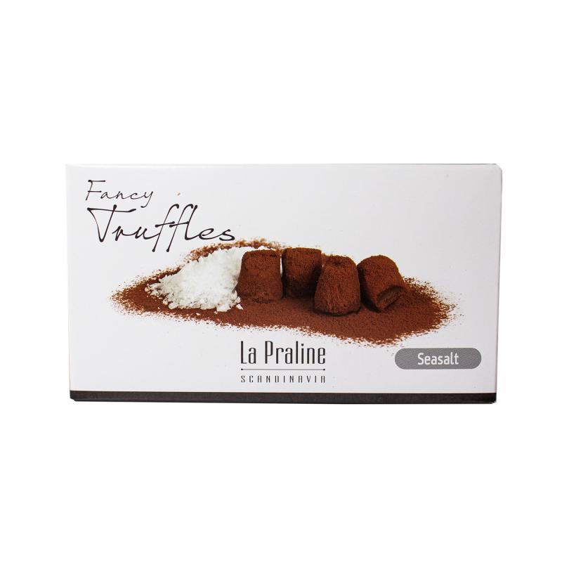 Choklad & Havssalt Tryfflar