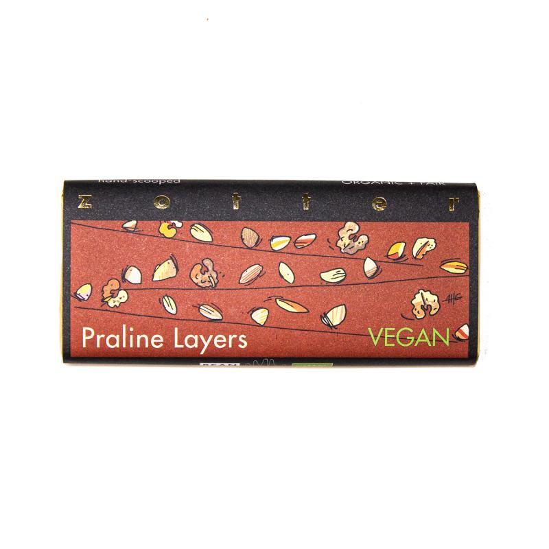 Pralin Layers, vegan