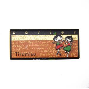 Tiramisu, pralinchokladkaka
