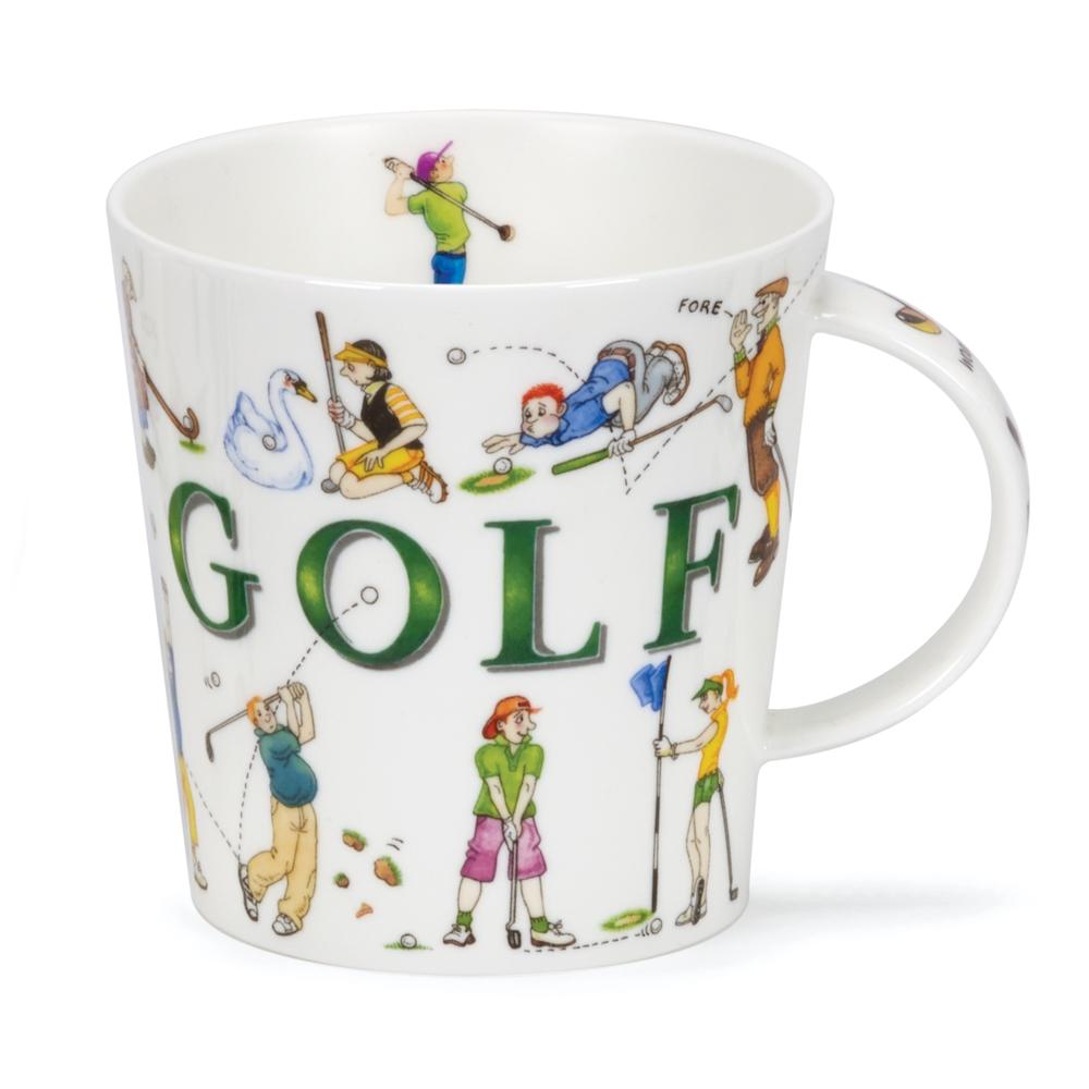 Cairngorm Sporting Antics Golf