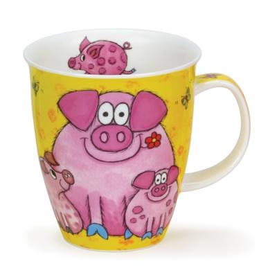Nevis Barmy Farmy Pigs