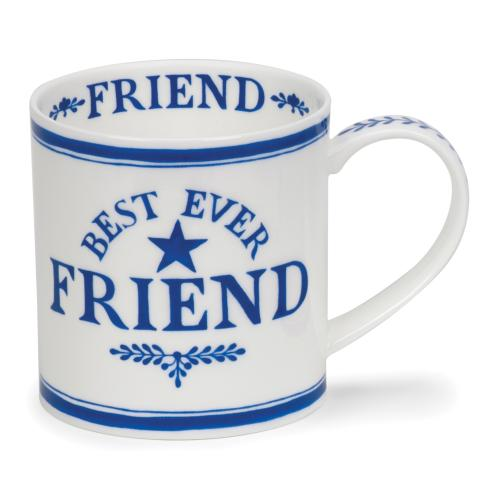 Mugg för bästa vännen