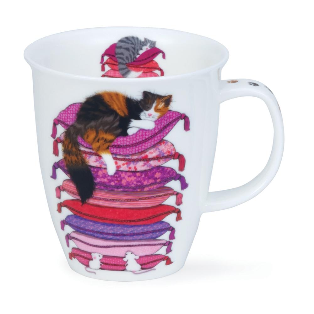 Nevis Sleepy Cats Pink