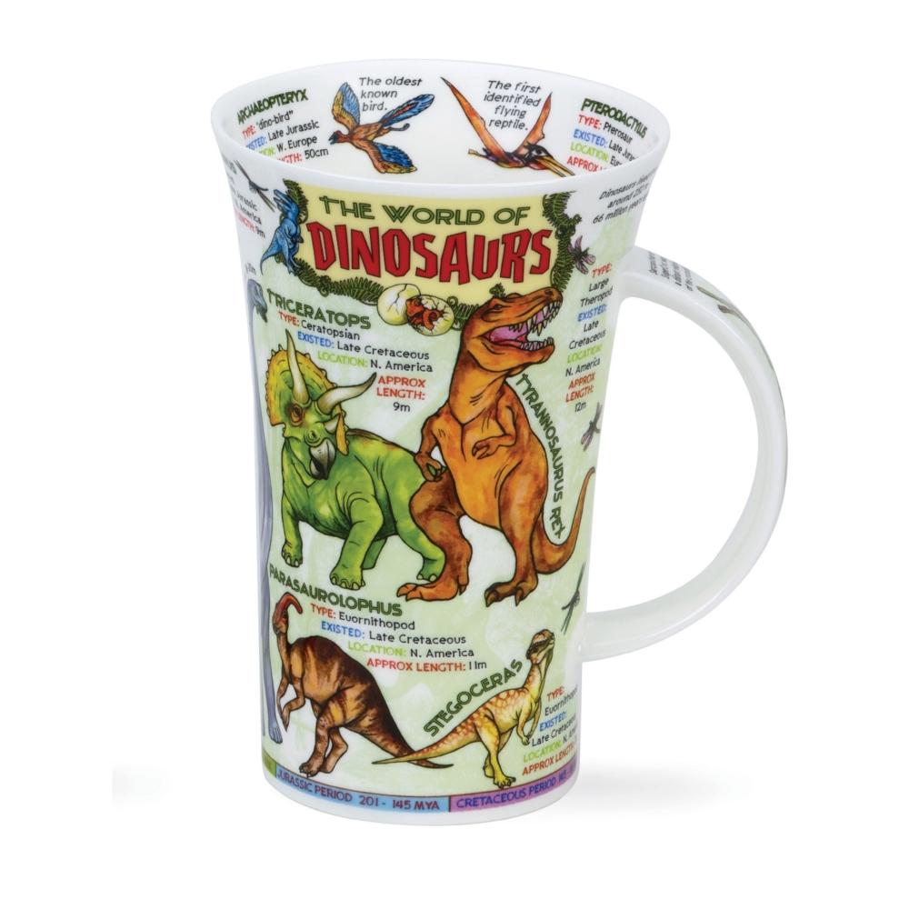 Glencoe The World Of Dinosaurs