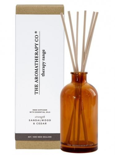 Therapy Diffuser Strength Sandalwood & Cedar 250ml