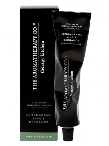 Therapy Hand Cream Lemongrass, Lime & Bergamot