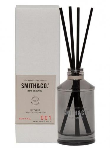 Smith & Co Diffuser 250ml Tabac & Cedarwood