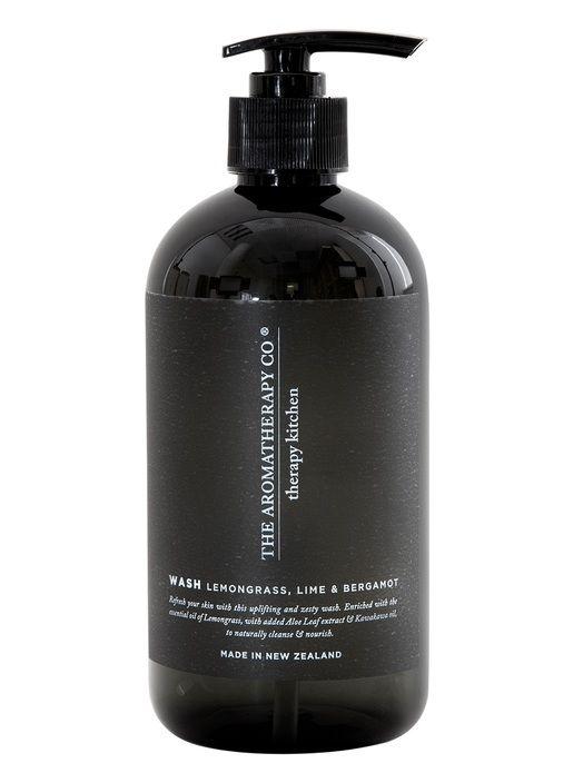 Therapy Kitchen Hand Wash Lemongrass Lime & Bergamot 500ml