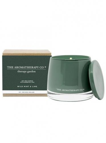Therapy Grden Candle Wild Mint & Lime 260g