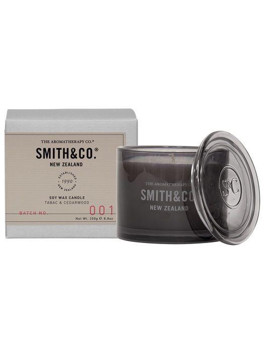 Smith & Co Scented 50tim Tabac & Cedarwood