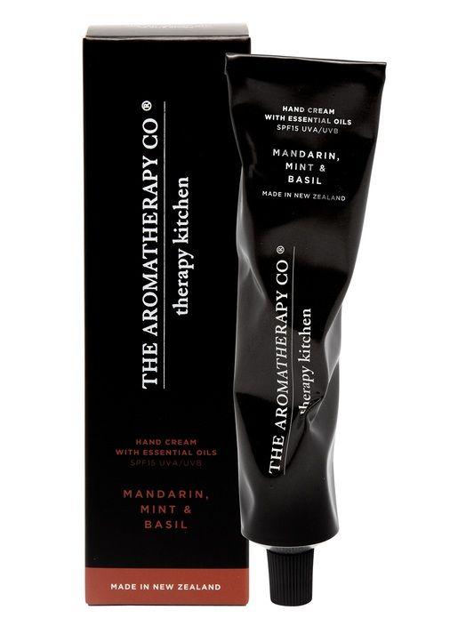 Therapy Hand Cream Mandarin, Mint & Basil