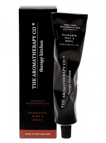 Therapy Hand Cream Mandarin, Mint & Basil