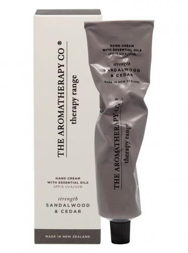 Therapy Hand Cream Strength Sandalwood & Cedar