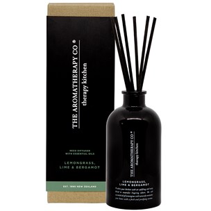 Therapy Kitchen Diffuser Lemongrass Lime & Bergamot 250ml