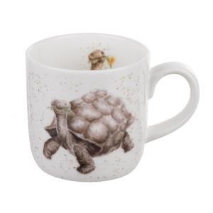 Wrendale Mugg Aged to Perfection Sköldpadda