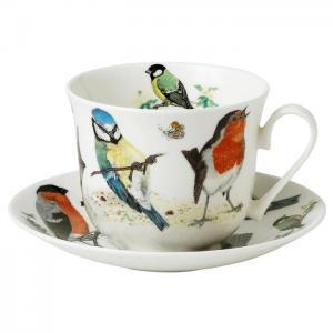 Roy Kirkham Garden Birds Frukostkopp