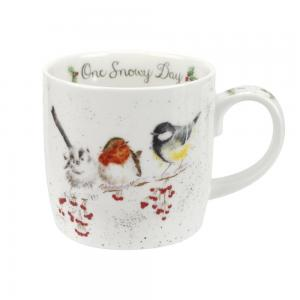 Wrendale Mugg One Snowy Day