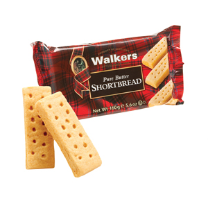 Walkers shortbread 160g