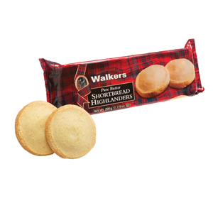 Walkers Highlanders 200g