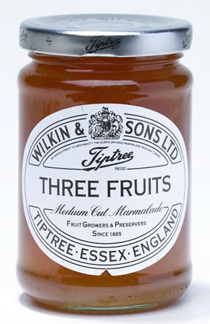 Tiptree Three Fruits Marmelade