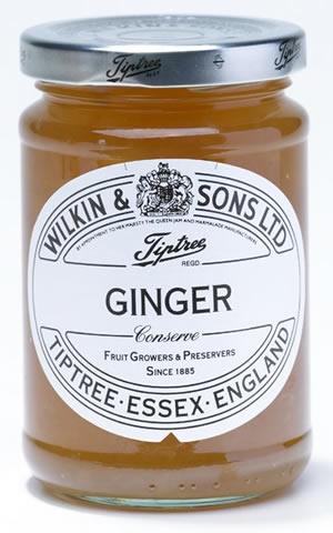 Tiptree Ginger Conserve