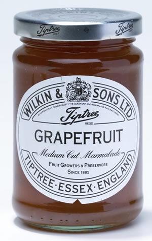 Tiptree Grapefruit Marmalade