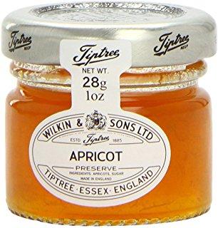 Tiptree Apricot Jam Mini 42g