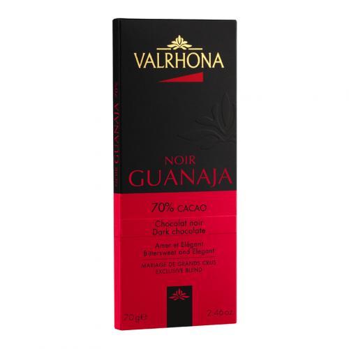 Valrhona Guanaja Cru 70% 70g