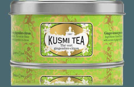 Kusmi Green Ginger Lemon 125g