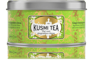 Kusmi Green Ginger Lemon 125g
