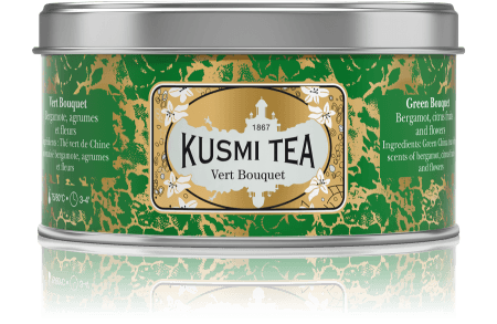 Kusmi Green Bouquet 125g