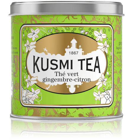 Kusmi Green Ginger Lemon 250g