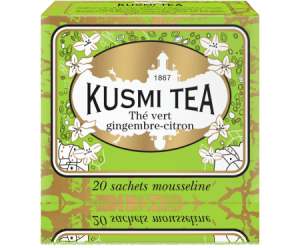 Kusmi Green Ginger Lemon Tepåsar