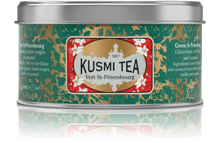 Kusmi Green St Petersburg 125g