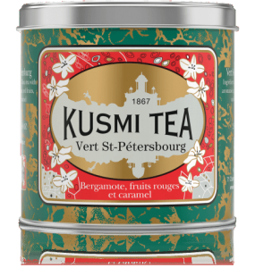 Kusmi Green St Petersburg 250g