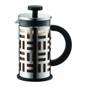 Bodum Eileen kaffepress 8-koppars, 1,0 liter KROM