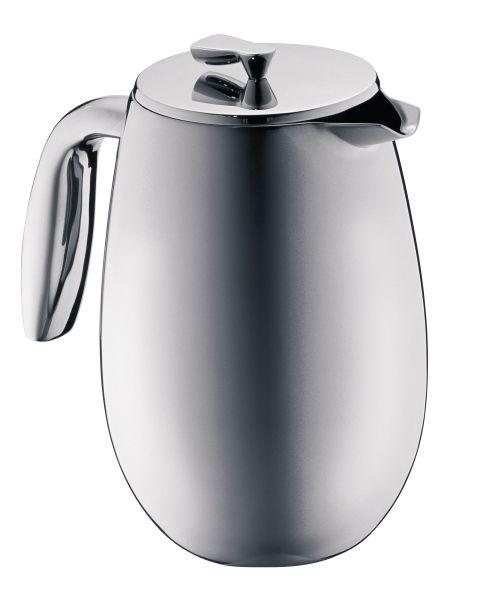 Bodum Columbia Kaffepress Matt krom 1L
