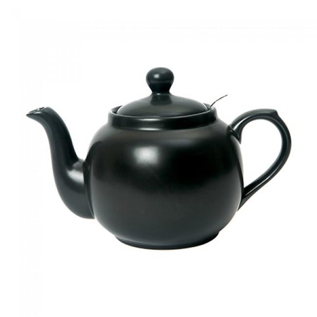 London Pottery tekanna svart