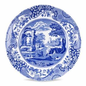 Spode Blue Italian Tallrik 20 cm Blå