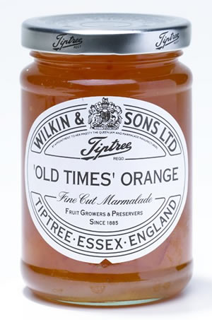 Tiptree Old Times Orange Marmalade 340g