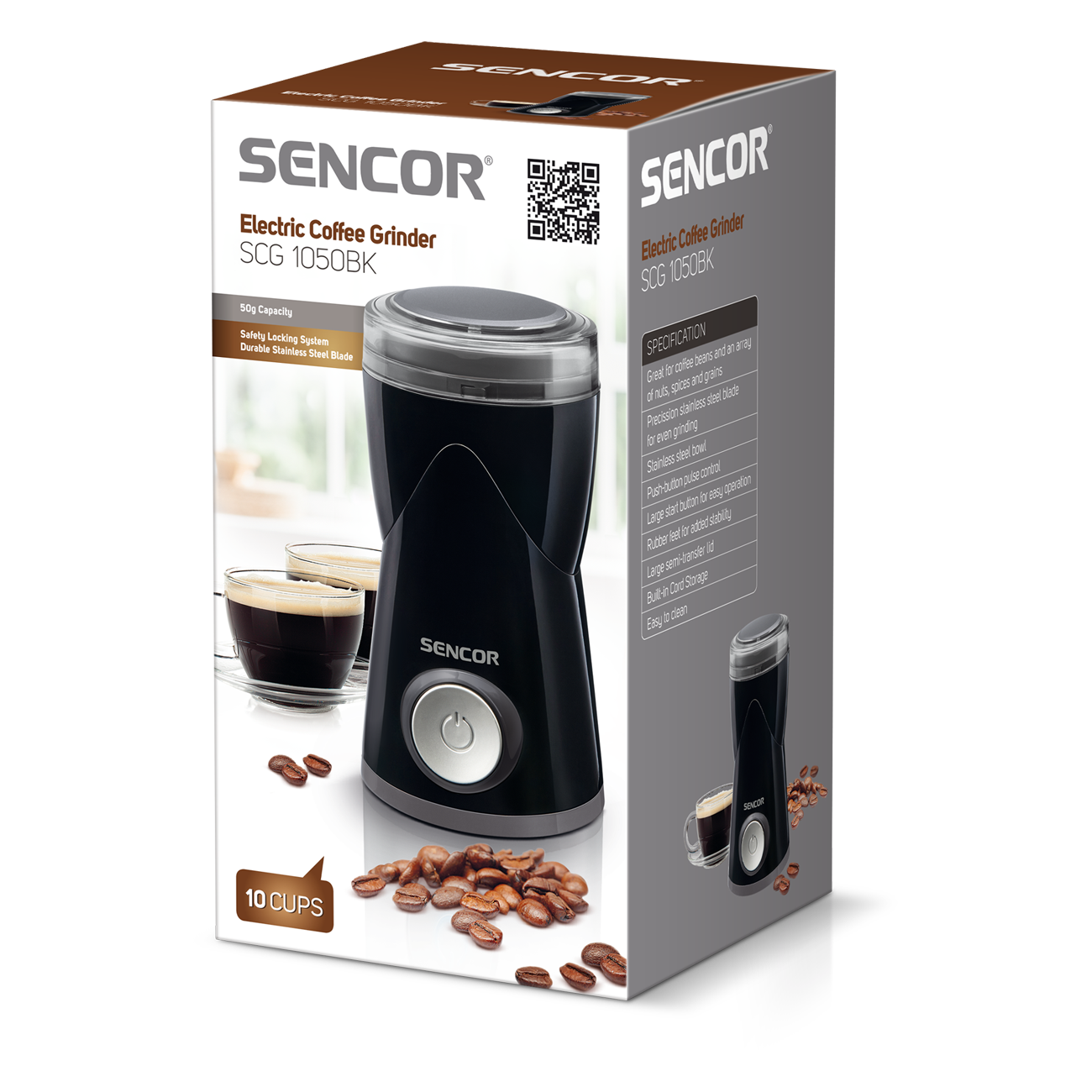 Sencor kaffekvarn