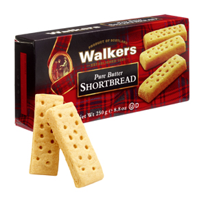 Walkers Luxury PK Shortbread 150g