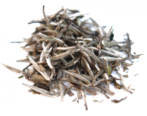 Kinesisk Yin Zhen 1st Grade Silver Needle Lösvikt