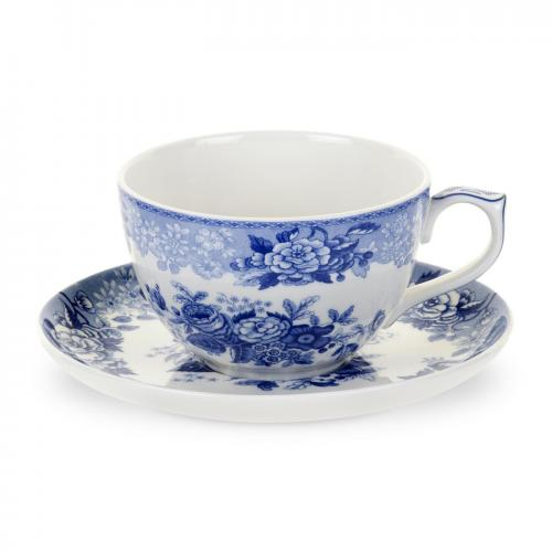 Spode Blue Rose Jumbokopp