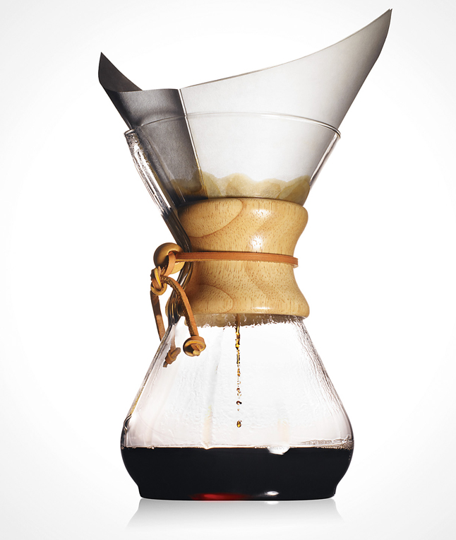 Chemex kaffebryggare
