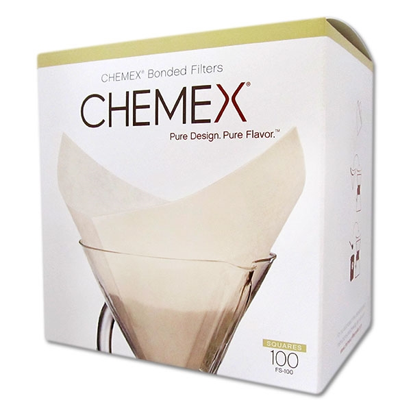 Chemex filter square papper